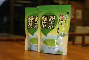 京都宇治和束茶 粉末緑茶 40g